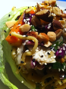 Chopped Chicken Salad at R+D Kitchen, Dallas